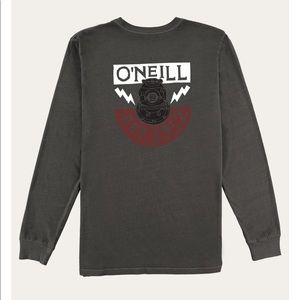 Men's O'Neill deep sea long sleeve T-shirt